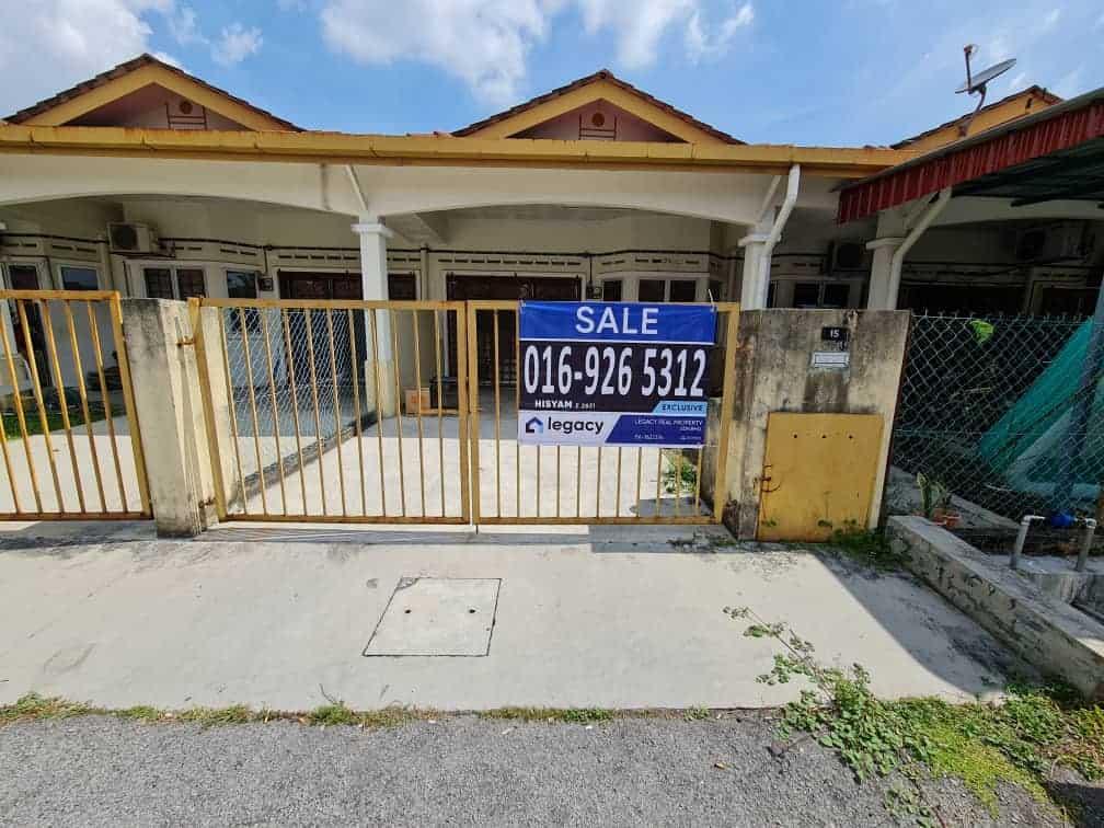 For Sale : Taman Desa Idaman, Olak Lempit, Banting